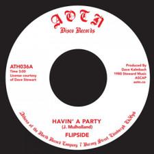 "Flipside - Havin' A Party / Music (Gets Me High) - 7"" Vinyl"