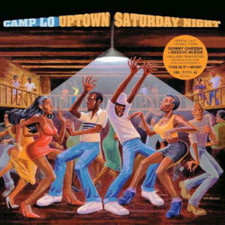 Camp Lo - Uptown Saturday Night - 2x LP Vinyl
