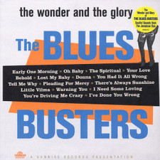 The Blues Busters - The Wonder and the Glory - LP Vinyl