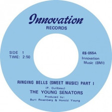 "The Young Senators - Ringing Bells (Sweet Music) - 7"" Vinyl"