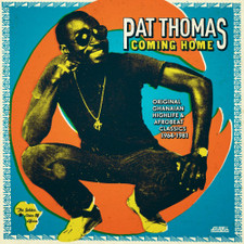 Pat Thomas - Coming Home - 3x LP Vinyl