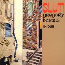 Gregory Isaacs - Slum In Dub - LP Colored Vinyl