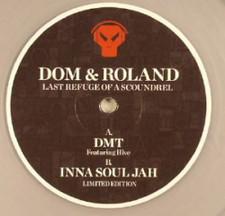 """Dom & Roland - Last Refuge Of A Scoundrel Sampler #2 - 12"""" Vinyl"""