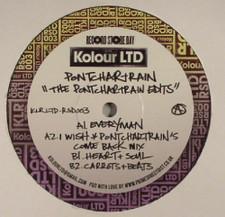 """Pontchartrain - Edits - 12"""" Vinyl"""