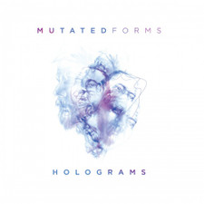 Mutated Forms - Holograms - LP Vinyl+CD