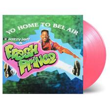 "DJ Jazzy Jeff & The Fresh Prince - Yo Home To Bel Air - 12"" Colored Vinyl"