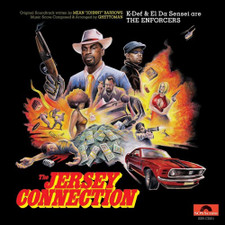 The Enforcers - The Jersey Connection - LP Vinyl