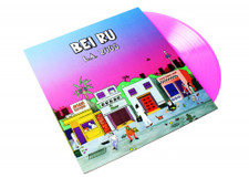 Bei Ru - L.A. Zooo - LP Colored Vinyl
