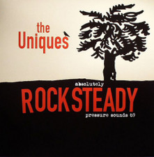 The Uniques - Absolutely Rocksteady - LP Vinyl