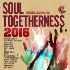 Various Artists - Soul Togetherness 2016 - 2x LP Vinyl