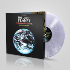 Elizabeth Parker - The Living Planet (A Portait Of The Earth) - LP Colored Vinyl