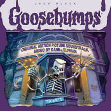 Danny Elfman - Goosebumps (Original Motion Picture Soundtrack) - 2x LP Colored Vinyl
