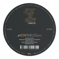 "Various Artists - Kon & The Gang Sampler - 12"" Vinyl"