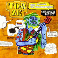 Tom Ze - Fabrication Defect: Com Defeito De Fabricacao - LP Vinyl