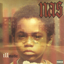 Nas - Illmatic - LP Vinyl