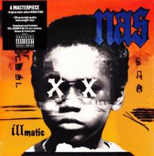 Nas - Illmatic (20th Anniversary Edition) - LP Vinyl