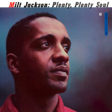 Milt Jackson - Plenty, Plenty Soul (52nd Street version) - LP Vinyl