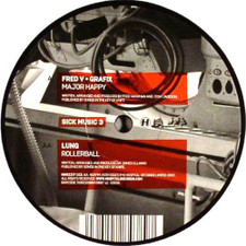"Various Artists - Sick Music 3 Sampler - 12"" Vinyl"