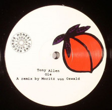 """Tony Allen - Ole Remix - 12"""" Vinyl"""