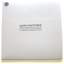 Mayer Hawthorne - Live Direct To Disc - 2x LP Vinyl