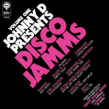 Johnny D - presents Disco Jamms Vol.1 - 2x LP Vinyl