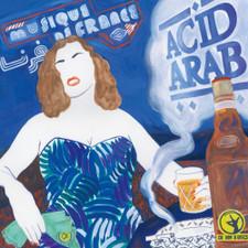Acid Arab - Musique De France - 2x LP Vinyl
