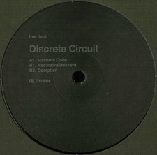 "Discrete Circuit - Machine Code Ep - 12"" Vinyl"