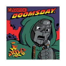 MF DOOM - Operation: Doomsday (original cover) - 2x LP Vinyl