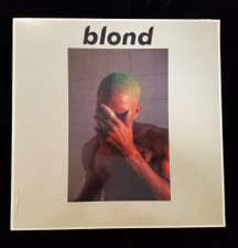 Frank Ocean - Blonde - 2x LP Colored Vinyl
