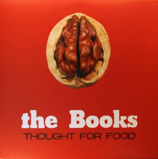 The Books - Thought For Food - LP Vinyl