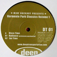 "Mike Huckaby - Harmonie Park Classics Vol 1 - 12"" Vinyl"