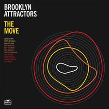 Brooklyn Attractors - The Move - LP Colored Vinyl