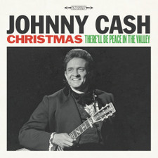 Johnny Cash - Christmas: There'll Be Peace In The Valley - LP Vinyl