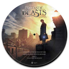 James Newton Howard - Fantastic Beasts And Where To Find Them: Music From The Motion Picture  - LP Picture Disc Vinyl