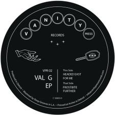"Val G - Ep - 12"" Vinyl"