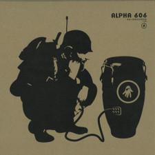 Alpha 606 - Afro-Cuban Electronics - LP Vinyl