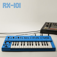 "RX-101 - Ep 1 - 12"" Vinyl"