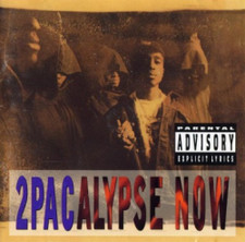 2Pac - 2Pacalypse Now - LP Vinyl