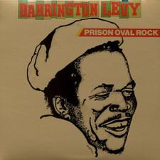 "Barrington Levy - Prison Oval Rock - 12"" Vinyl"