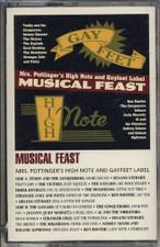 Various Artists - Musical Feast: Mrs. Pottinger's High Note & Gayfeet Label    - Cassette