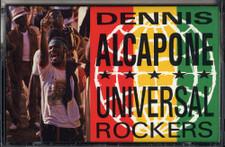 Dennis Alcapone - Universal Rockers   - Cassette