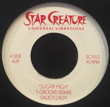 "Saucy Lady - T-Groove Remixes - 7"" Vinyl"