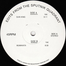 "Sputnik - Edits From The Sputnik Quadrant - 12"" Vinyl"