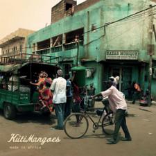 The Kuti Mangoes - Made In Africa - LP Vinyl