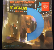 James Brown - Live At The Apollo - LP Colored Vinyl