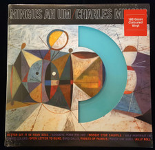 Charles Mingus - Mingus Ah Um - LP Colored Vinyl