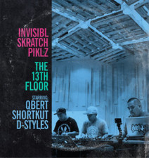 Invisibl Skratch Piklz - The 13th Floor - 2x LP Colored Vinyl