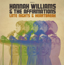 Hannah Williams & The Affirmations - Late Nights & Heartbreak - 2x LP Vinyl