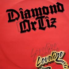 Diamond Ortiz - Loveline - LP Vinyl