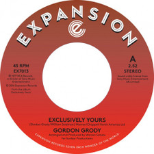"Gordon Grody - Exclusively Yours / After Loving You - 7"" Vinyl"